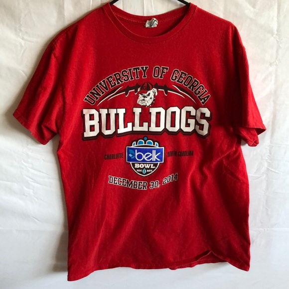 Delta Other - Georgia Bulldogs Bell Bowl tee